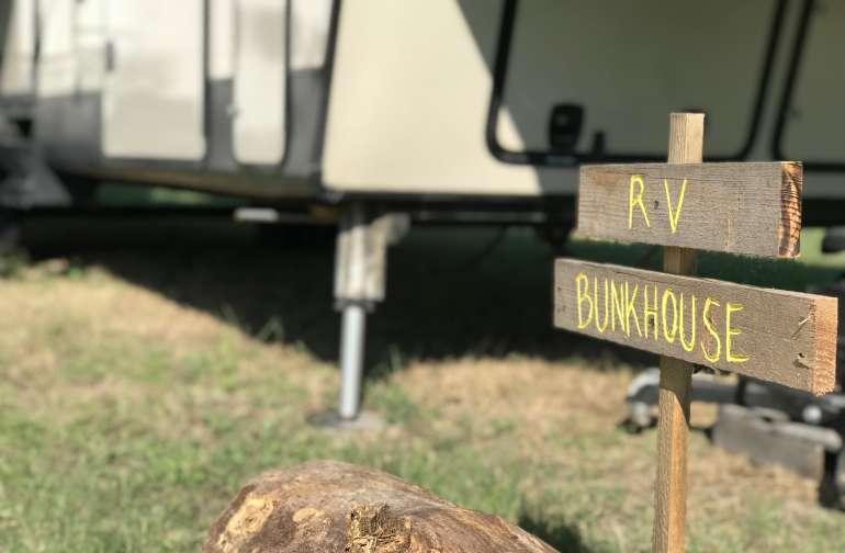 RV Bunkhouse