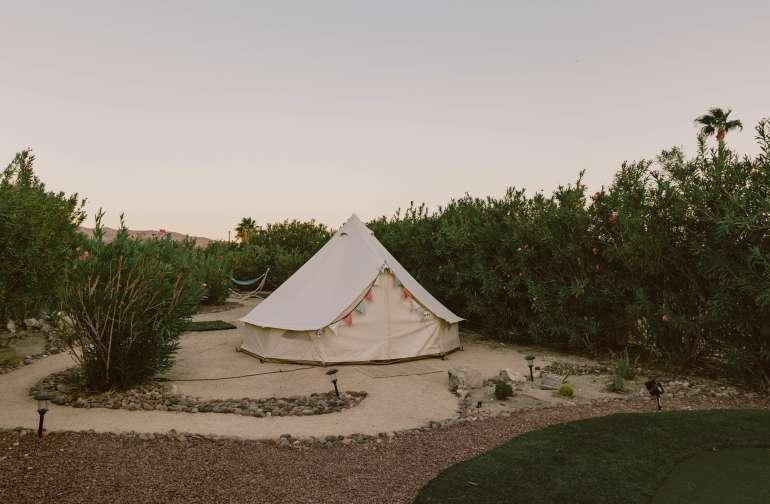 Desert Star Glampsite
