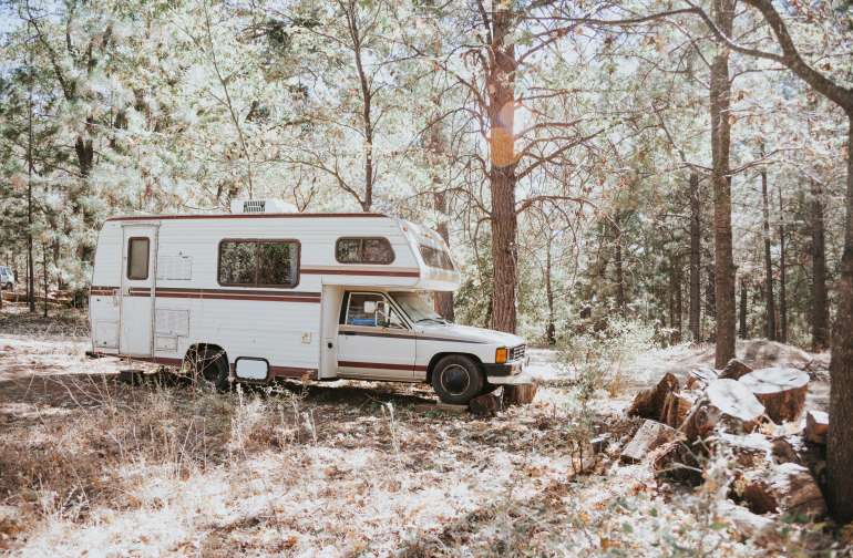 forest rv lodging