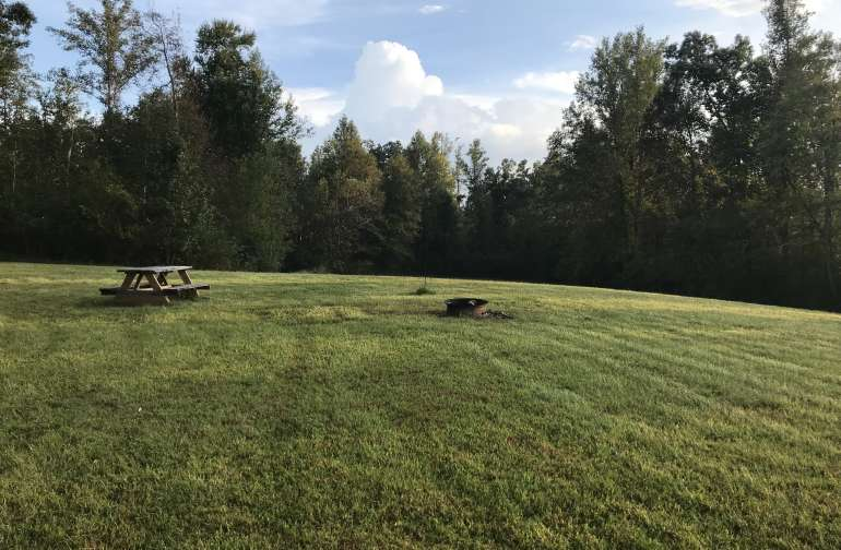 The Meadow Campsite