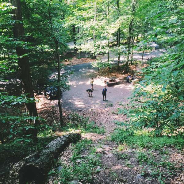 Woodland Valley Campground, Catskill, NY: 9 Hipcamper