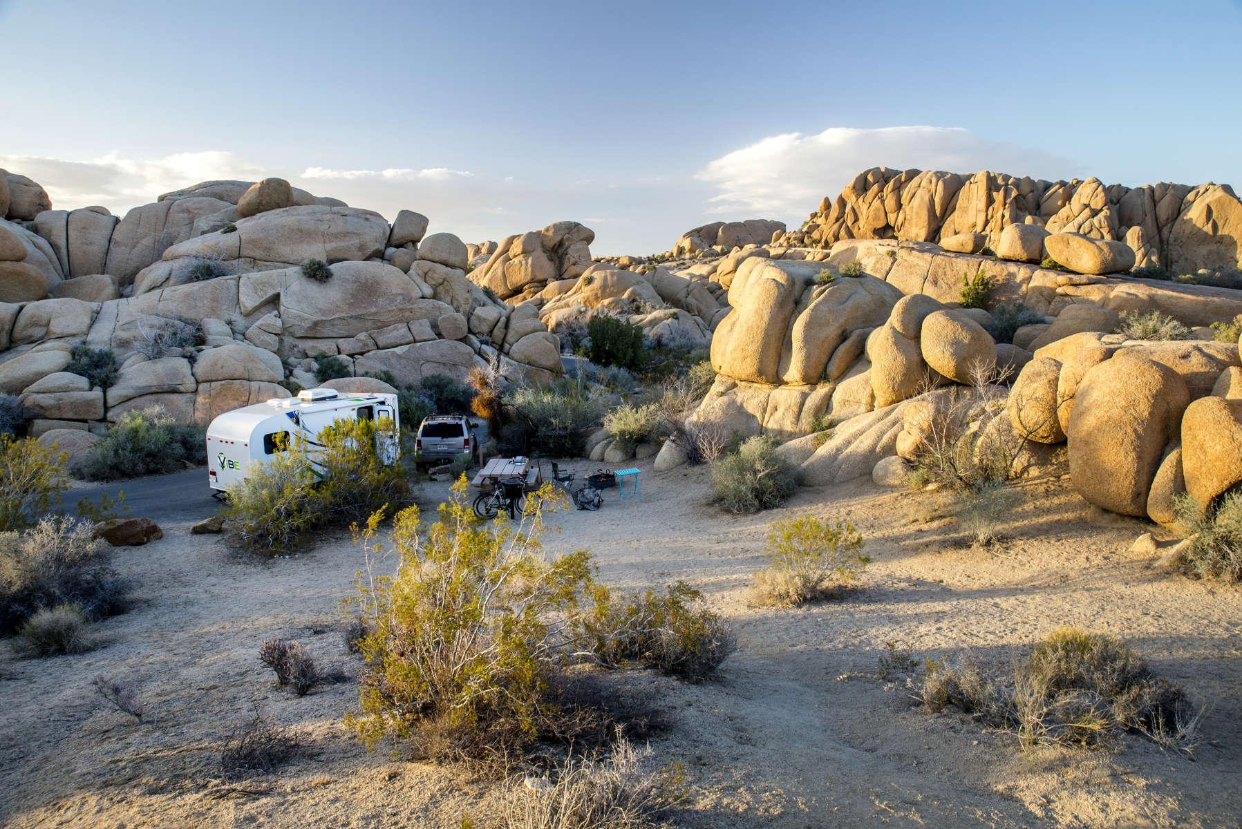 Jumbo Rocks Campground Joshua Tree Ca 54 Hipcamper Reviews And
