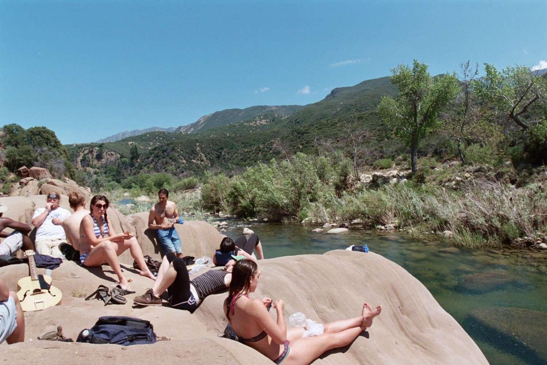 Wheeler Gorge Campground, Los Padres, CA: 13 Hipcamper