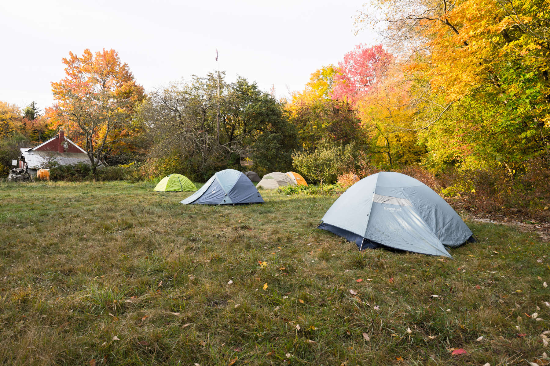 Best Camping in and Near Franconia Notch State Park