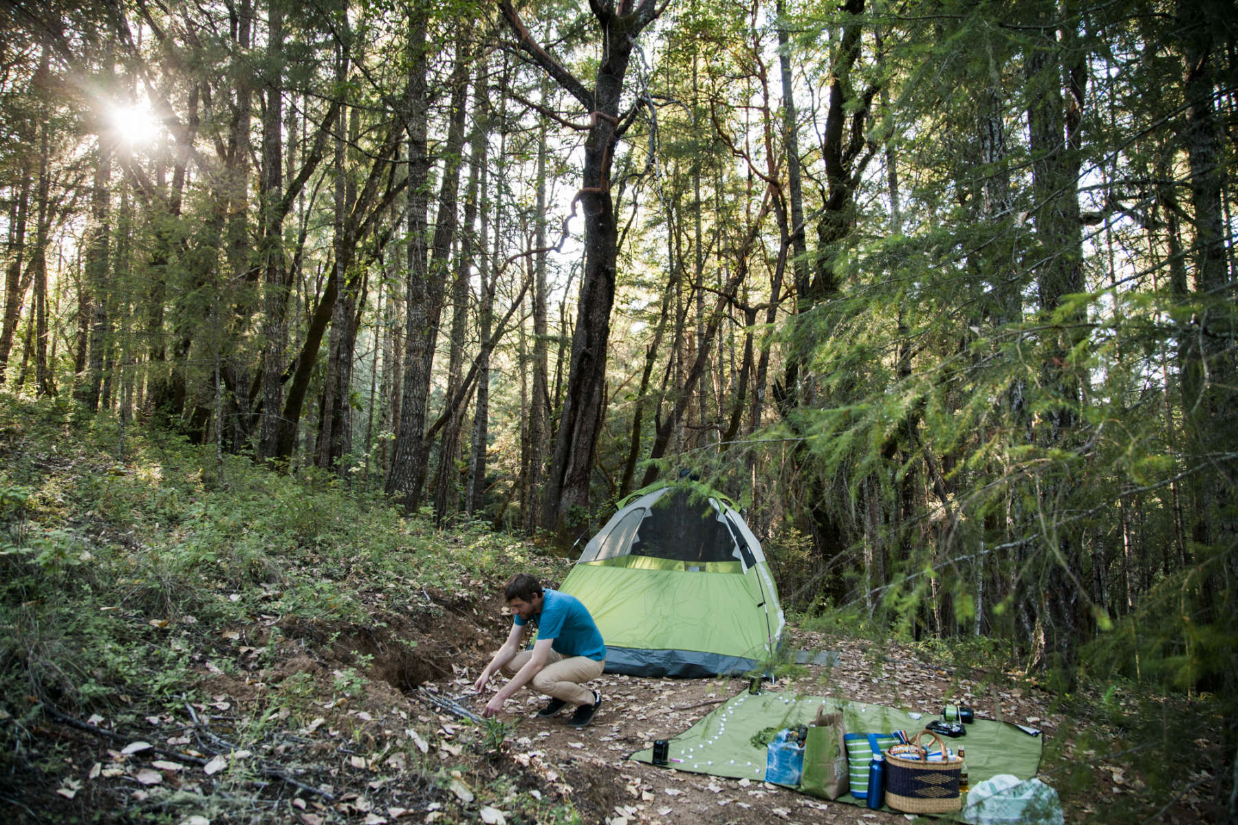 Sherwood Forest Camping >> Sherwood Forest Camp Sherwood Lake Forest Ca 49 Hipcamper Reviews