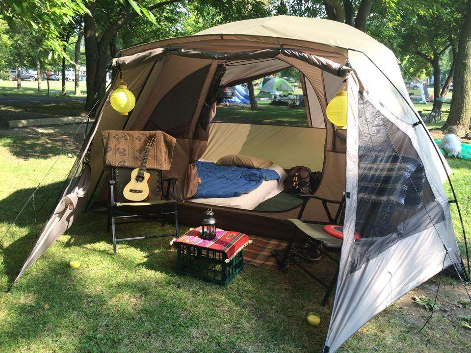 Kelleys Island Campground, Kelleys Island, OH: 5 Hipcamper Reviews on kelley's island state park campsite map, kelleys island ohio, south bass island state park campground map, kelleys island yurt, kelleys island art,