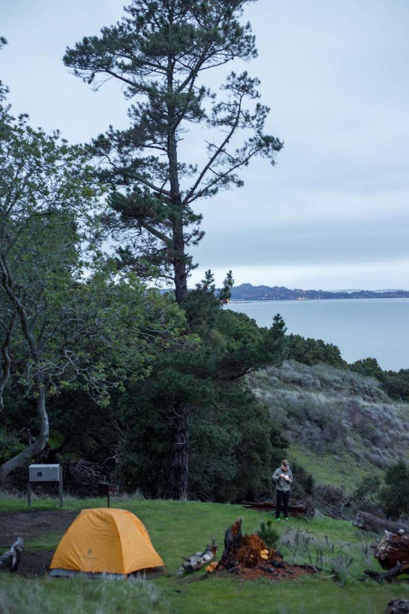 Angel Island Campground, Angel Island, CA: 16 Hipcamper Reviews And