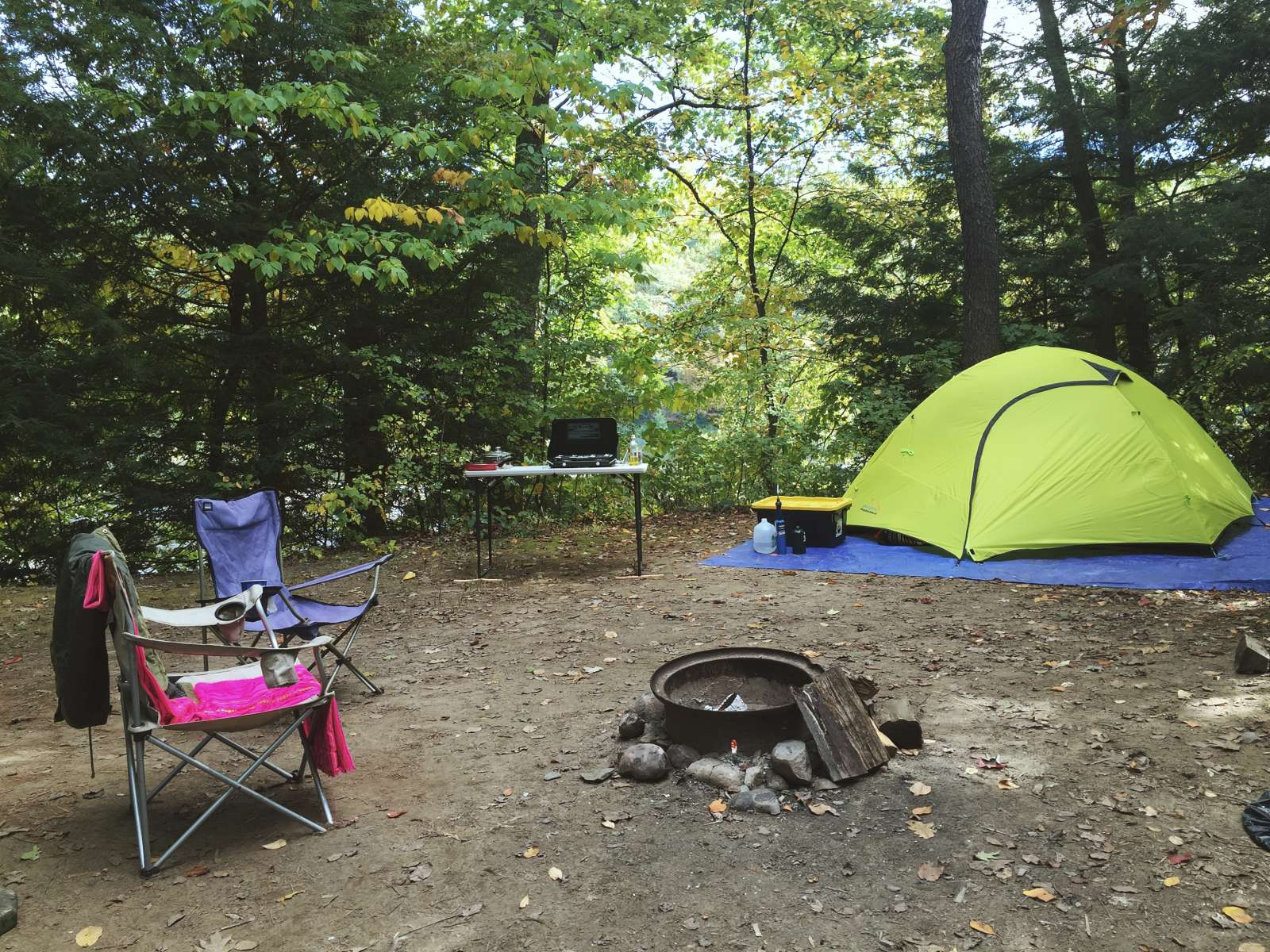 Dingmans Campground, Delaware Water Gap, PA: 6 Hipcamper Reviews And on