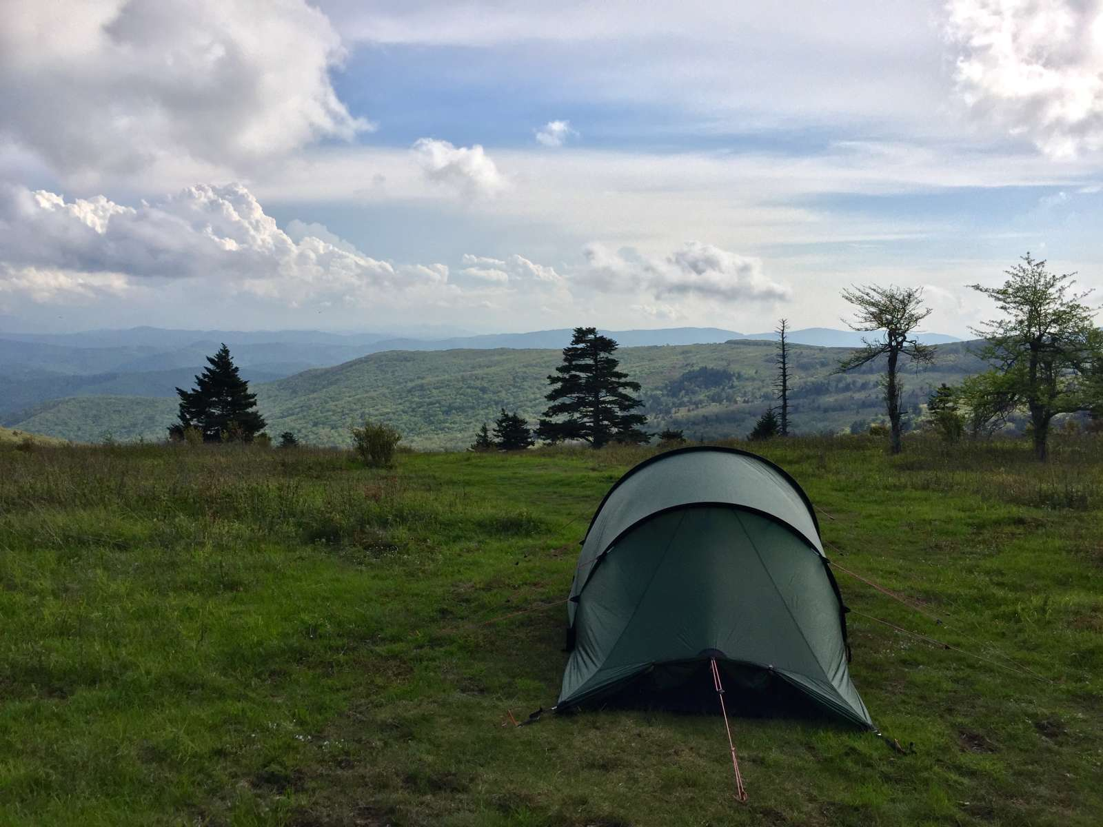 Grayson Highlands State Park Camping