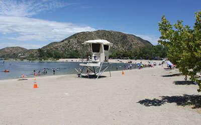 Mesa Campground, Silverwood Lake, CA: 6 Photos
