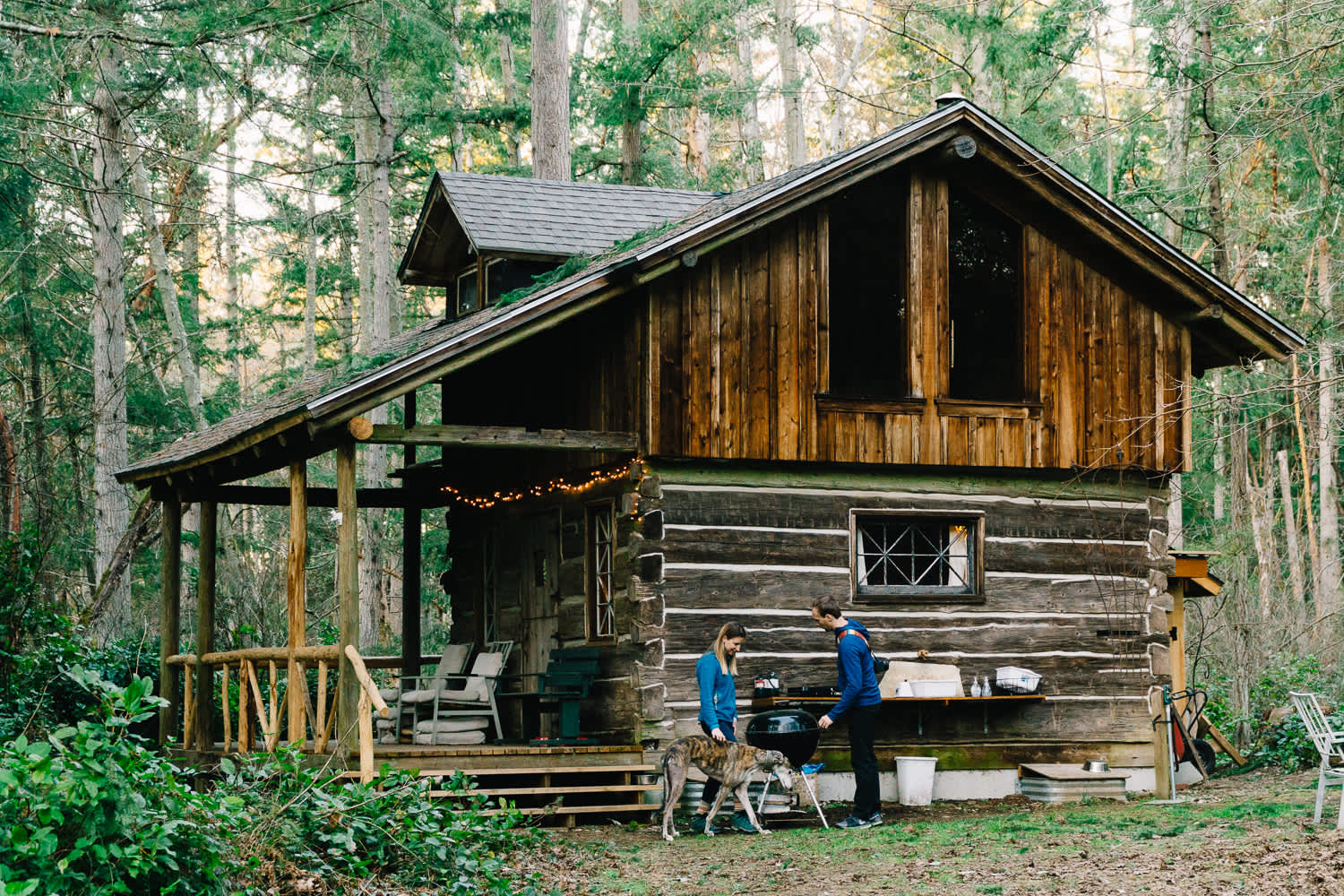 Vintage Cabin In 10 Acre Forest Rustic Wa 8 Hipcamper Reviews And 56 Photos