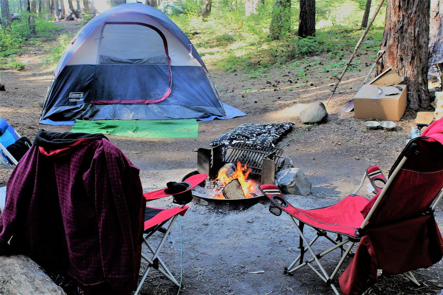 North Fork Campground, Tahoe, CA: 4 Hipcamper Reviews And 7 Photos