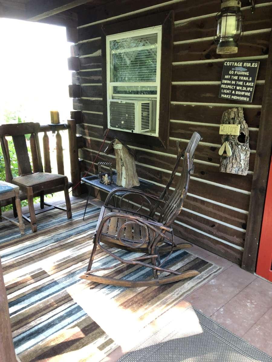 Laughing Waters Cabin Rental