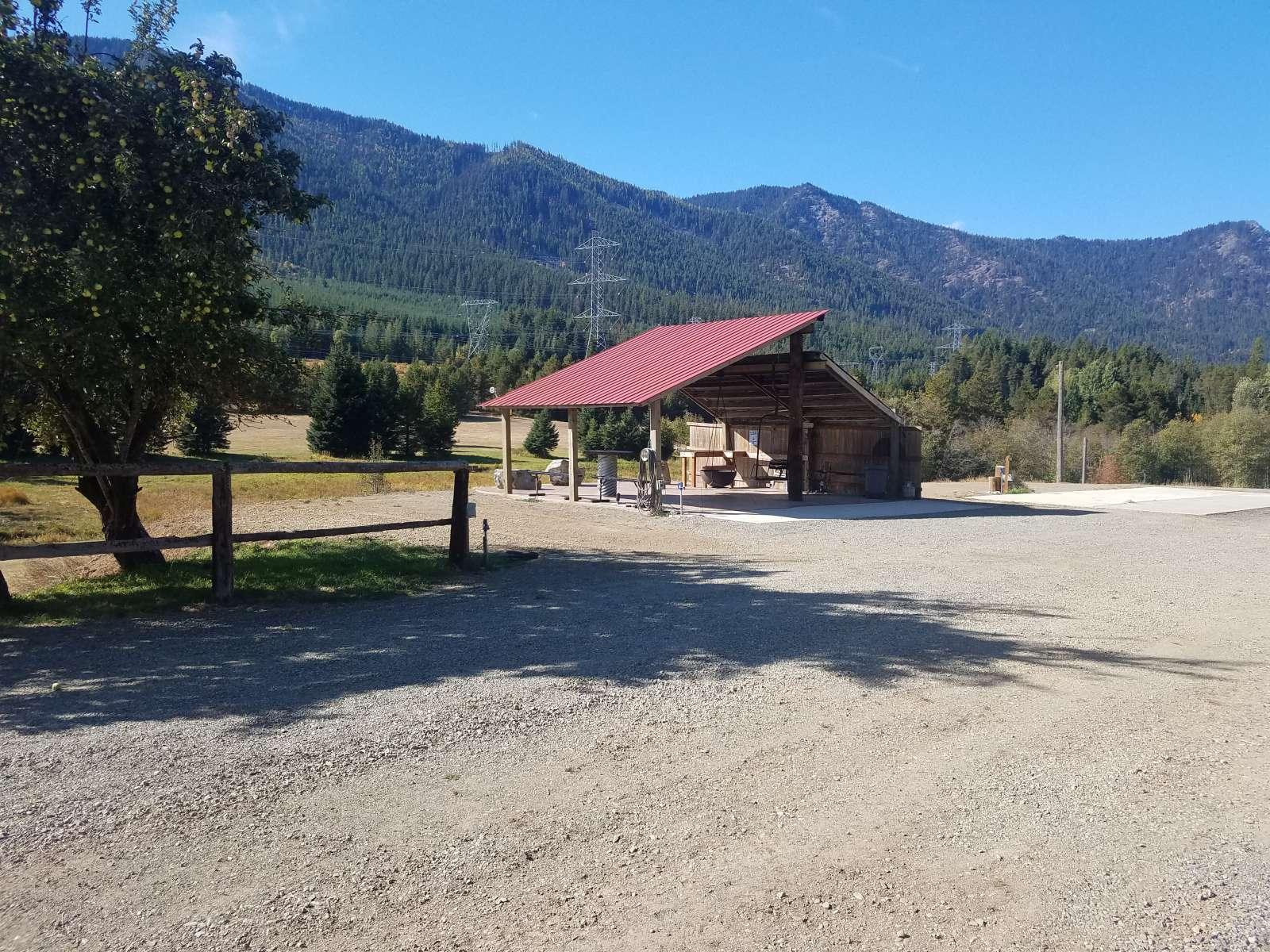 Red Barn Ranch Camping
