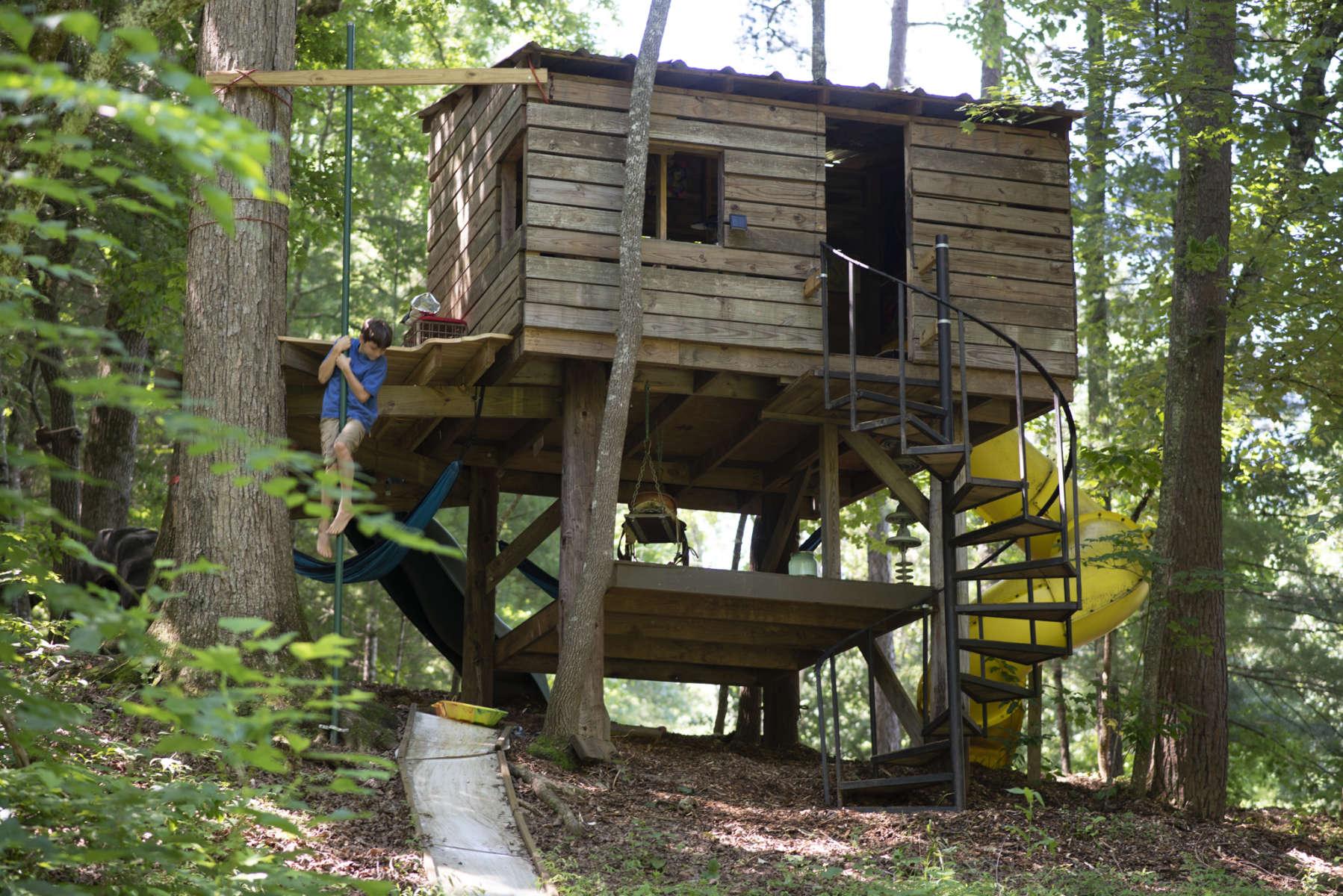 The Treehouse In The Holler The Holler House Tiny House Nc 34 Photos