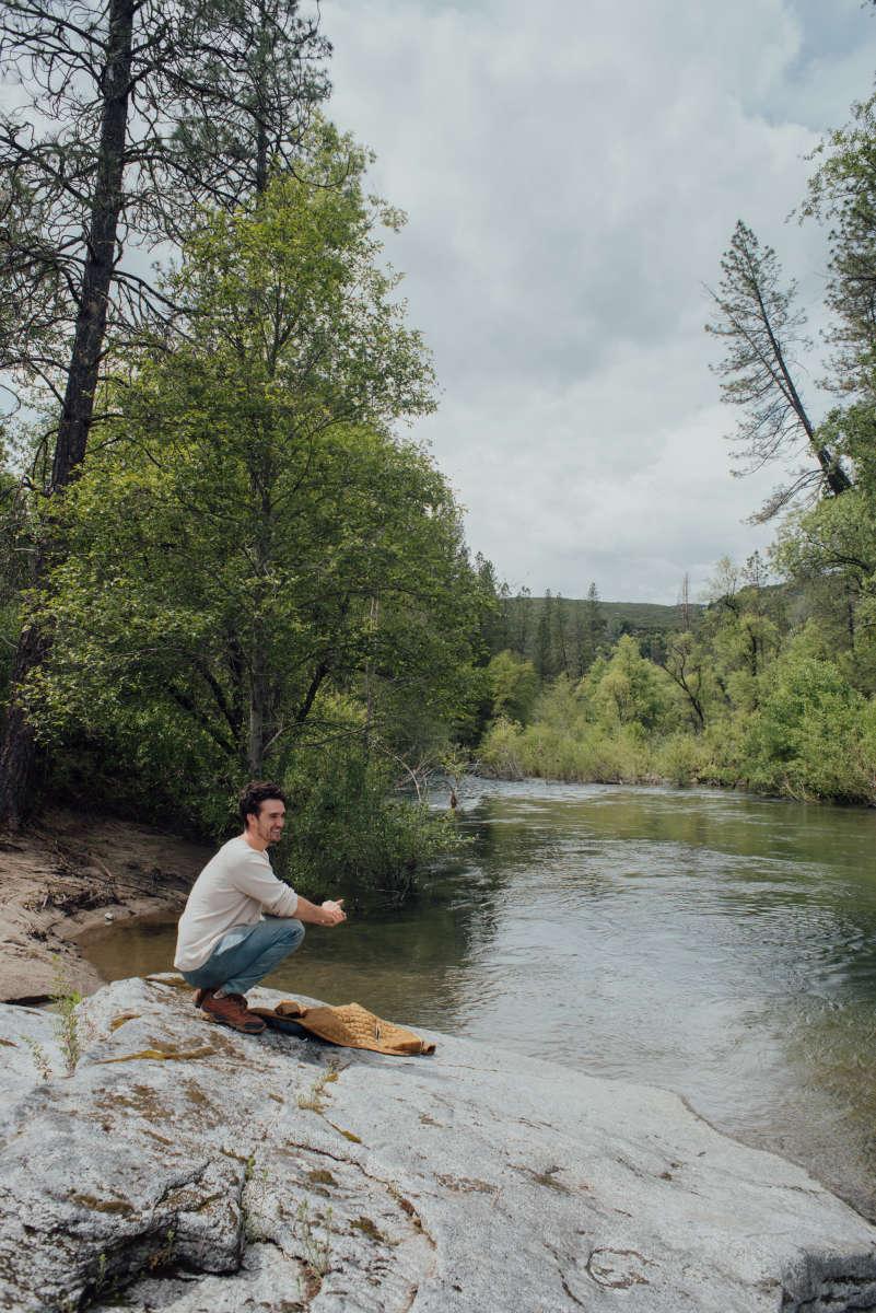 Cosumnes River Campsite