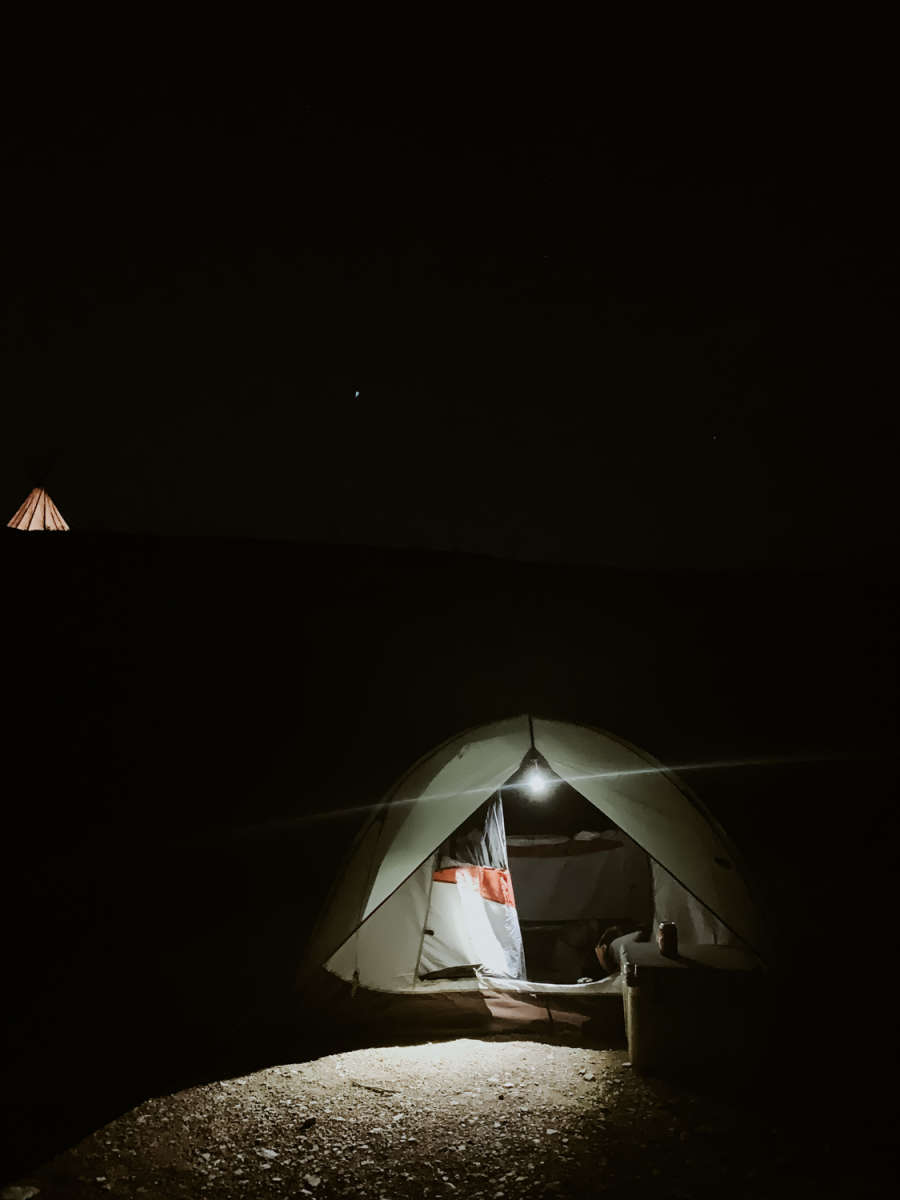 Arroyo Camp @ Basecamp Terlingua
