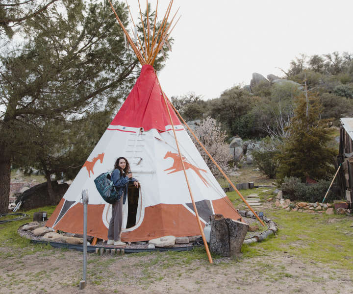 free shipping c1ca1 7b6fe Sweetwater Tipi Camp